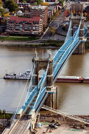 Cincinnati: Riverfront