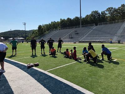 Birmingham/Trussville Football Camp 2018