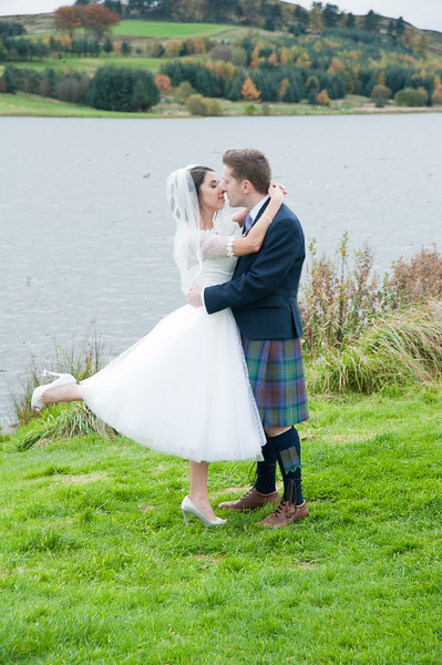 Piperdam Dundee Wedding Photography
