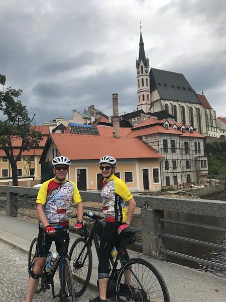 Prague to Vienna 07/16/17