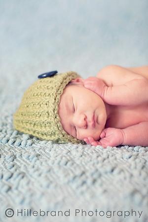 Niko: Newborn Session