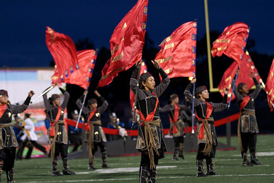 BHS: Homecoming Field Show '10-11
