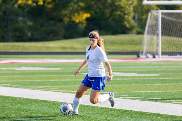 Girls Soccer at Columbus Academy
