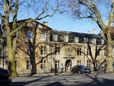 Blackfriars, Roman Catholic,  St Giles, Oxford, OX1 3LY