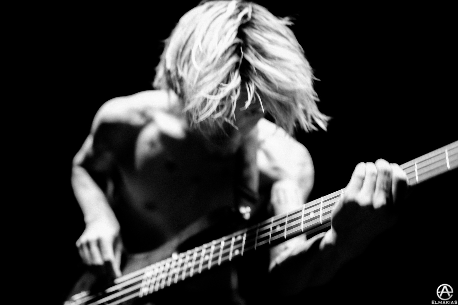 Ryota Kohama of ONE OK ROCK