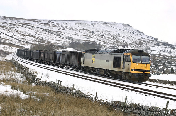 23rd February 2005: Ais Gill, Shotlock Hill and Garsdale