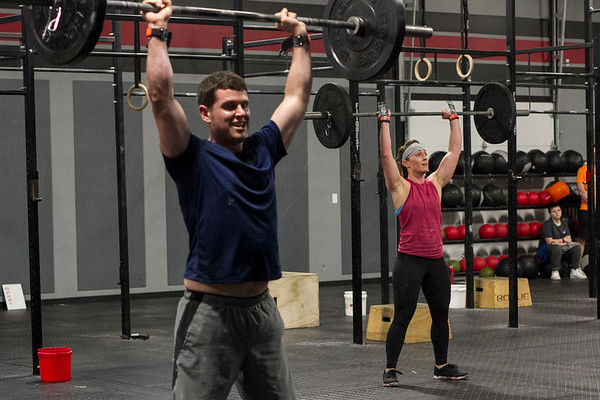 Bombers CrossFit Open 19.5 - March 23, 2019