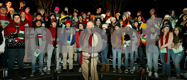 2019 Danville Oak and Lighting Ceremony