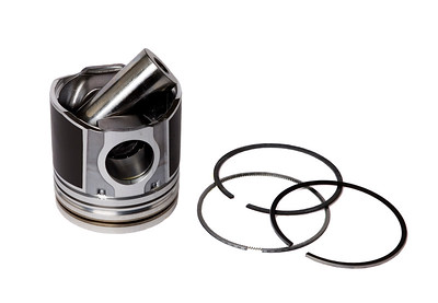 CASE NEW HOLLAND PISTON WITH RINGS SET 87802672