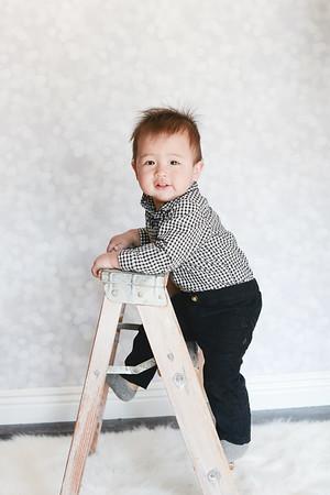 Luca N 1 year old