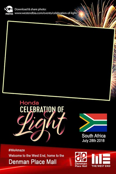 Celebration of Light 2018 South Africa