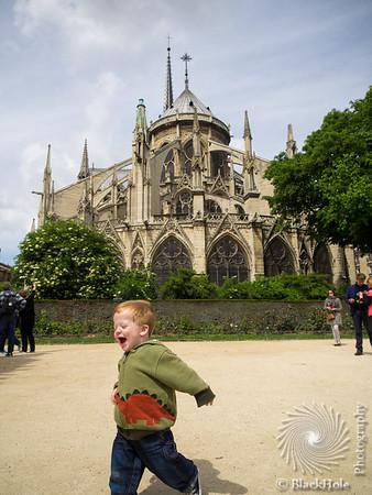 Notre Dame et environs