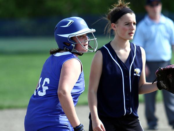 8th Grade Lawrence Girls Softball