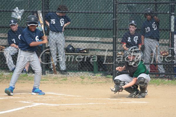 CHCA 2014 MS Baseball vs CCDS 04.21