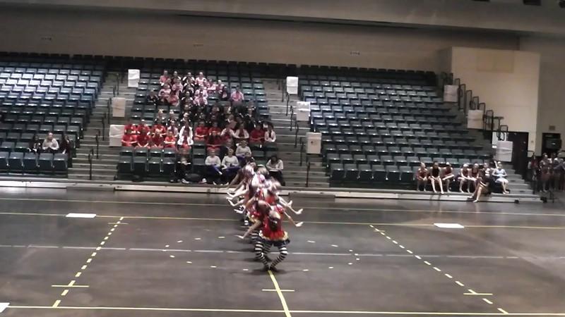 April 2-3 Nationals Class Dances