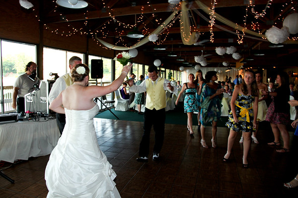 Sartain - Bouquet and Garter Toss