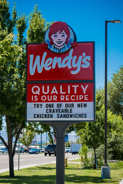 Wendy's at Garrity
