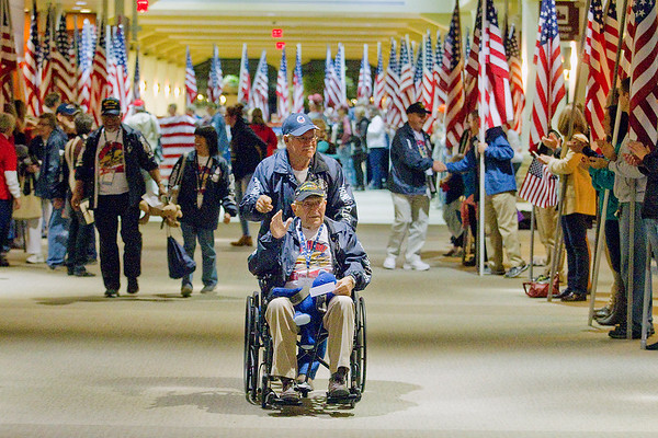 Mid-Michigan Honor Flight - Oct. 13, 2016