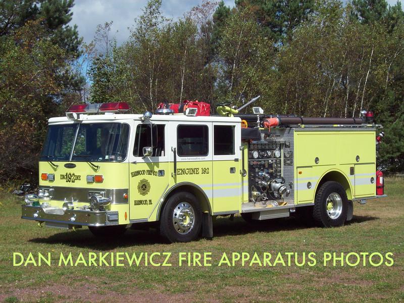 HARWOOD FIRE CO.