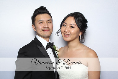 Vanessa & Dennis's Wedding - 9/7/19