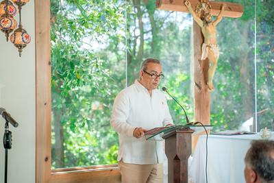 José Boillat's 70th Birthday