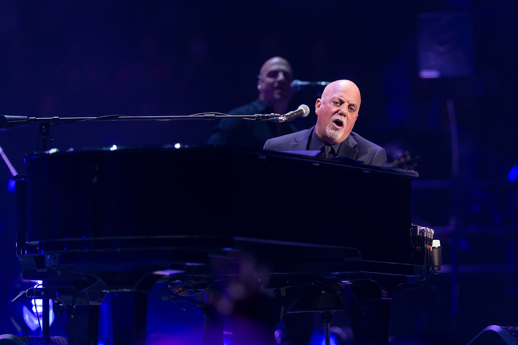 ". Billy Joel performs at Madison Square Garden on Monday, Nov. 21, 2016, in New York. Joel will perform at Progressive Field on July 14. For more information, visit <a href=""http://m.mlb.com/indians/tickets/info/billyjoel\"">m.mlb.com/indians/tickets/info/billyjoel</a>. (Photo by Michael Zorn/Invision/AP)"