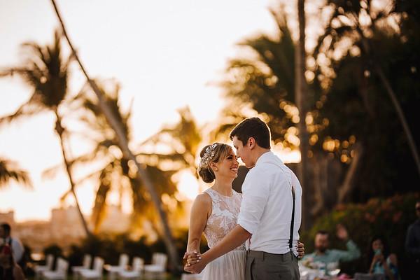 Ola & Greg {Destination Wedding} April 10, 2018