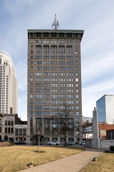 Louisville, KY - Kentucky Life Building
