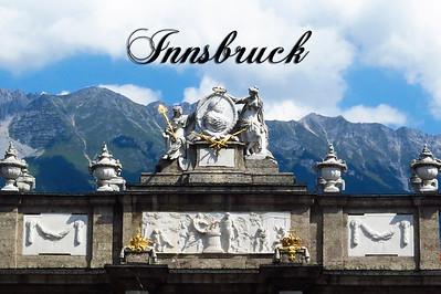 Europe, Innsbruck, Austria  July 23,24,25