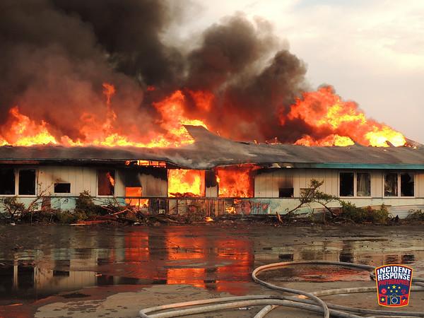 Hotel Burn on June 8, 2015