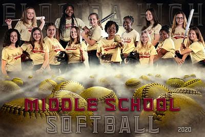 Florida High Middle School Softball 2020