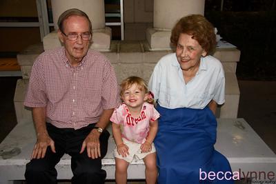 september 17. 2007 dinner with the merritts