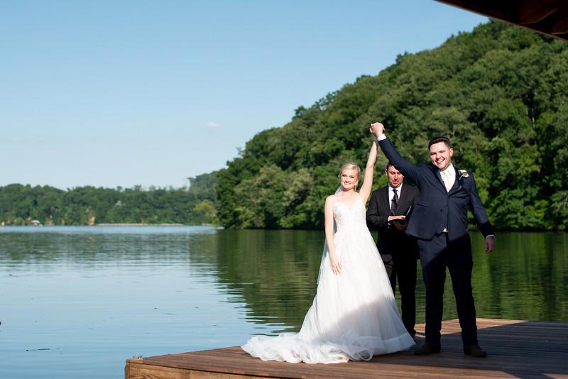 Couple Celebrating Marriage
