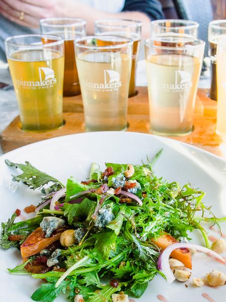 spinnakers beer and salad 2.jpg