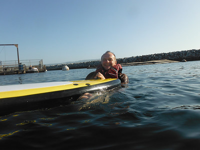 SUP Redondo Beach Sept 2012
