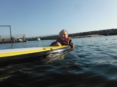SUP Redondo Beach Sept 2012