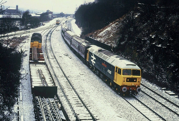 Royal Train 20th February 1987