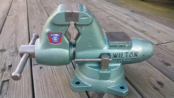 Wilton C0 Combination Vise