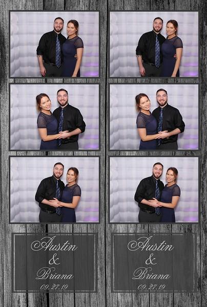 Austin & Briana's Wedding (09/27/19)