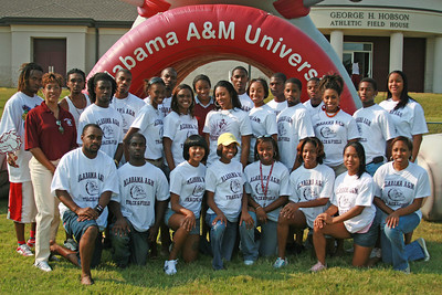 AAMU Cross Country and Track
