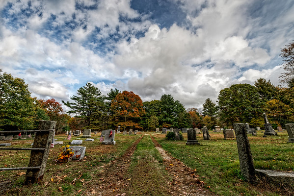 Hopkins Mills Cemetery