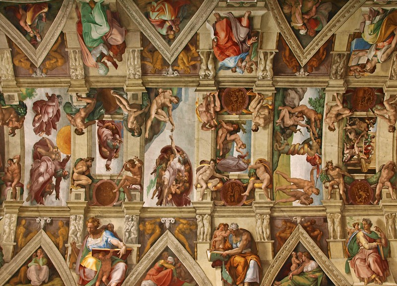 Rome Vaticaan Sixtijnse Kapel 31-1-09 (4).jpg
