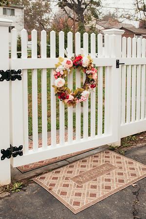 Lizz + Dan | Backyard Wedding | 10.22.2020