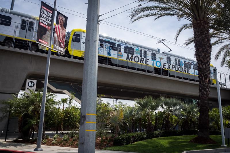 June 10 - LA Metro at Bundy!.jpg