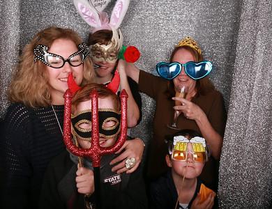 Blake's 18th Birthday Party Photobooth Photos