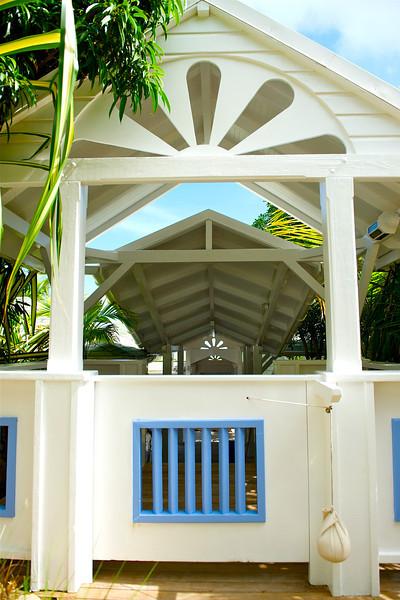 St. Bart's. Point Milou Villas. 2012
