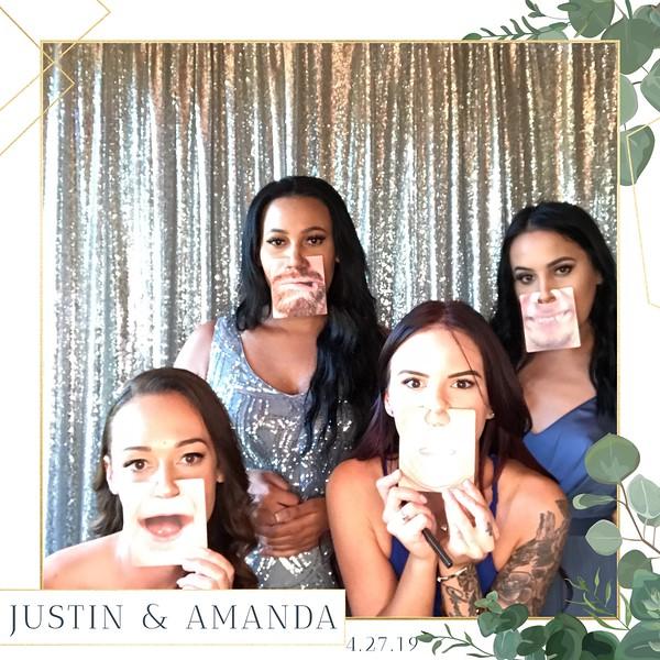 Justin & Amanda's Wedding
