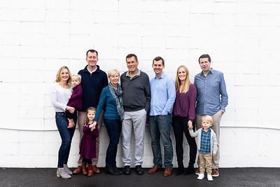Krueger Family 2018