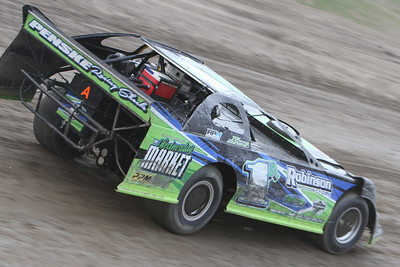 South Buxton Raceway, Merlin, ON, August 8, 2015