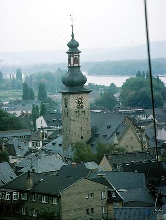 Boppard - Rudesheim 1976-09-28